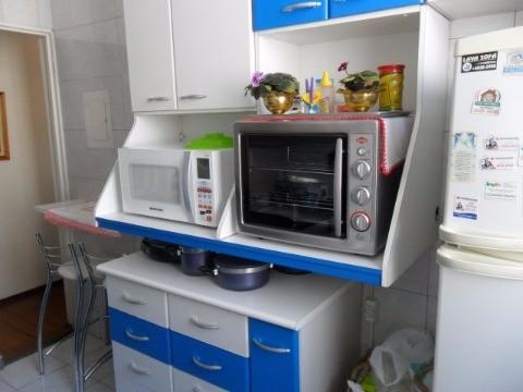 Apartamento à Venda - Jardim Santa Teresa