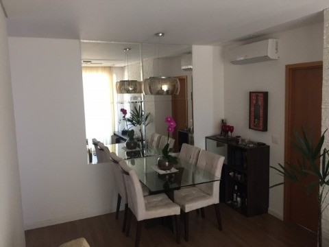 Apartamento à Venda - Jardim Trevo