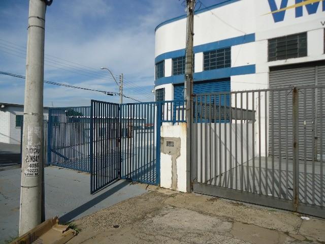 Barracão para Locação - Jardim das Bandeiras