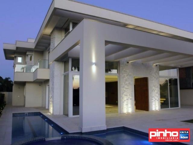 CASA para Venda JURERÊ INTERNACIONAL, FLORIANÓPOLIS de Imobiliária Pinho.'