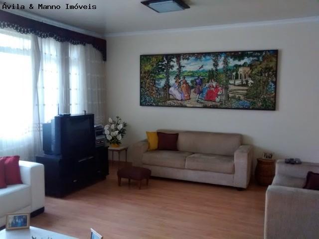 Casa Sobrado à venda, Vila Cláudia, São Paulo