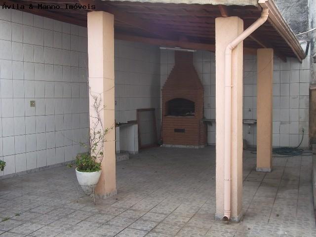 Casa Sobrado à venda, Residencial Sol Nascente, São Paulo