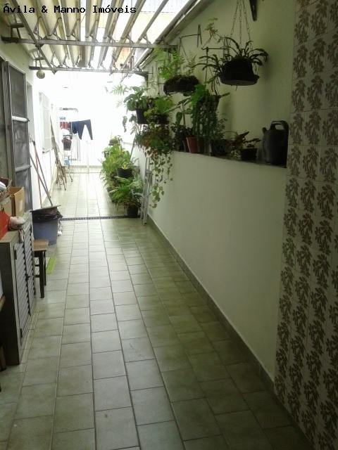 Casa Padrão à venda, Vila Cláudia, São Paulo