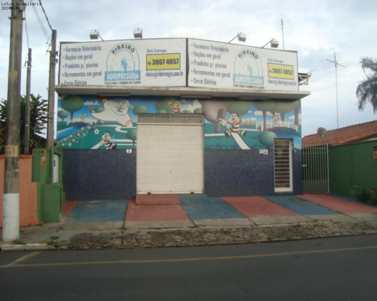 Barracão à Venda - Jaguariúna
