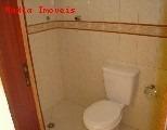 Banheiro da churrasqueira
