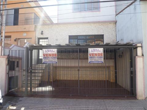 Sobrado à Venda - Cidade Antônio Estevão de Carvalho