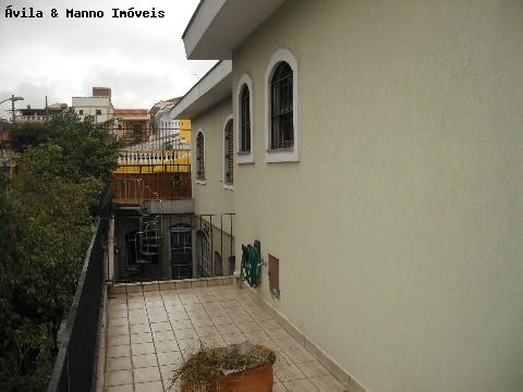 Casa Sobrado à venda, Quarta Parada, São Paulo