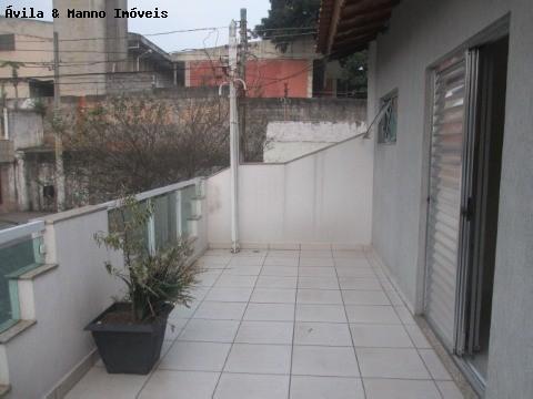 Casa Sobrado à venda, Vila Cleonice, São Paulo