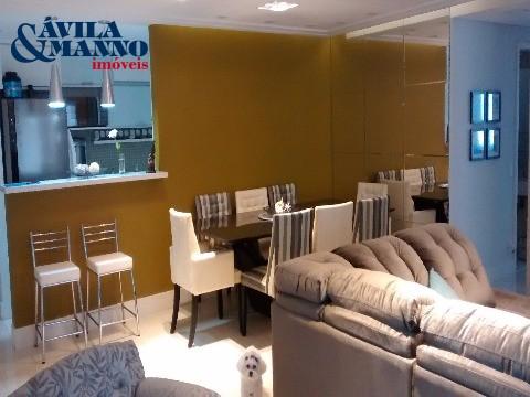 Apartamento Padrão à venda, Vila Canero, São Paulo