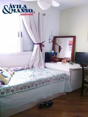 Apartamento Padrão à venda, Vila Margarida, São Paulo