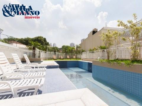 Apartamento Padrão à venda, Vila Bertioga, São Paulo
