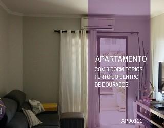 Comprar, apartamento no bairro jardim america na cidade de dourados-ms