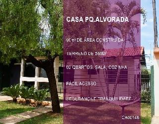 Comprar, casa no bairro parque alvorada na cidade de dourados-ms