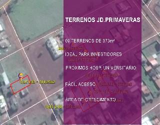 Comprar, terreno no bairro jardim das primaveras na cidade de dourados-ms