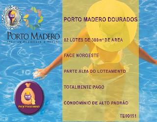 Comprar, terreno no bairro porto madero na cidade de dourados-ms