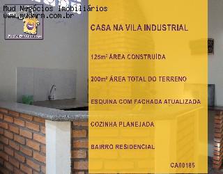 Comprar, casa no bairro vila industrial na cidade de dourados-ms