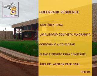 Comprar, terreno no bairro green park na cidade de dourados-ms