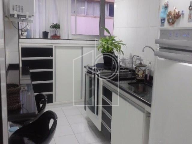 Apartamento para venda Cecap Jundiaí 02 Dormitórios com Armário embutido 1 Ba -> Armario Banheiro Jundiai