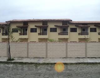 comprar ou alugar sobrado em condomínio no bairro jardim lindomar na cidade de itanhaém-sp