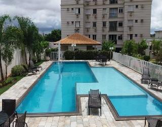 Comprar, apartamento no bairro região do bosque da saúde 2 vagas de garagens na cidade de cuiaba-mt
