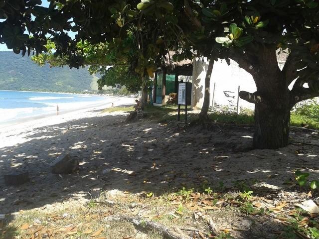 comprar ou alugar terreno no bairro praia do sapê na cidade de ubatuba-sp