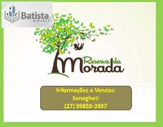 Comprar, terreno no bairro morada de laranjeiras na cidade de serra-es