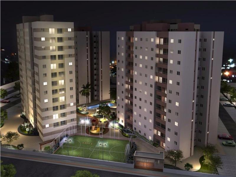 comprar ou alugar apartamento no bairro serraria - residencial jardins na cidade de maceio-al
