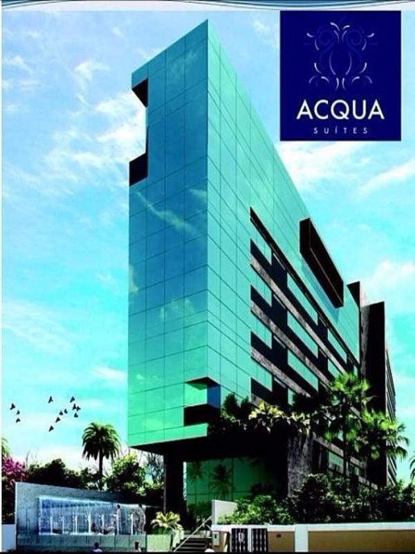comprar ou alugar apartamento no bairro pajuçara - acqua suítes na cidade de maceió-al