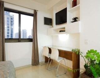 comprar ou alugar flat no bairro moema na cidade de são paulo-sp