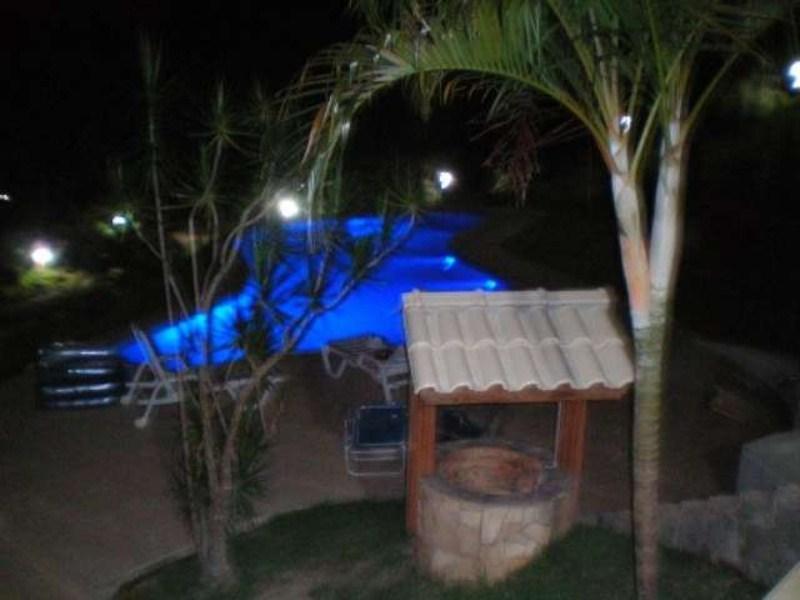 piscina noturna