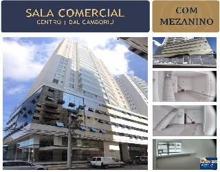 comprar ou alugar sala comercial no bairro centro na cidade de balneário camboriú-sc