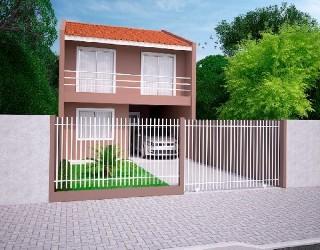 comprar ou alugar sobrado no bairro jardim ceu azul na cidade de campo largo-pr