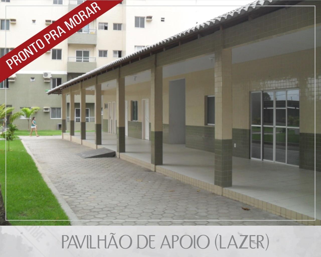 PAVILHÃO DE APOIO