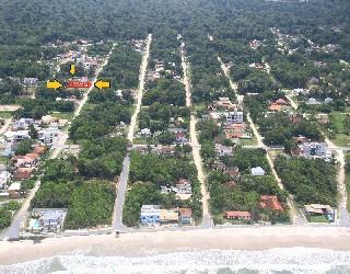 comprar ou alugar terreno no bairro mariluz na cidade de itapoá-sc