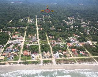 comprar ou alugar terreno no bairro uirapuru ii na cidade de itapoá-sc