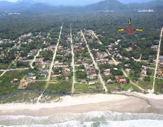 comprar ou alugar terreno no bairro palmeiras na cidade de itapoá-sc