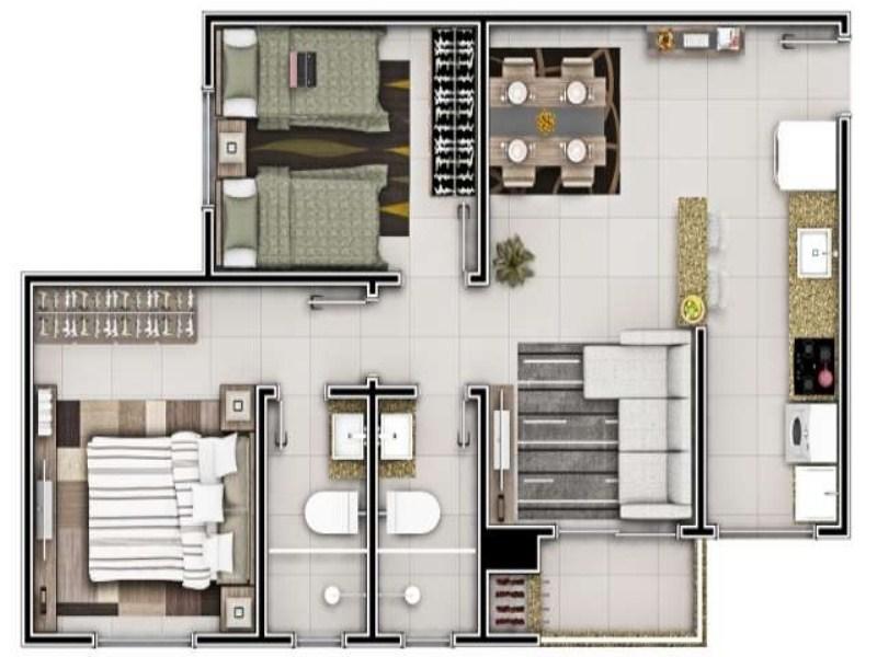 Acqua di Fiori apartamento (64