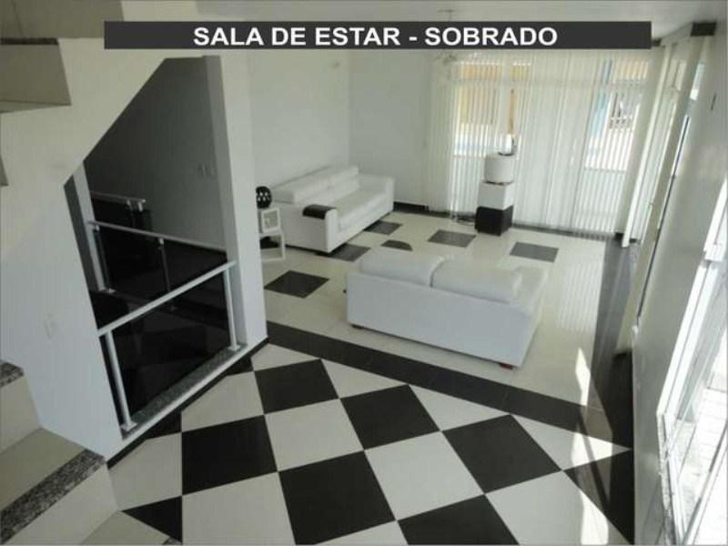 SALA DE ESTAR - SOBRADO