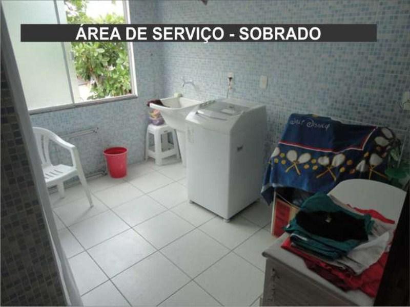 AREA DE SERVIÇO - SOBRADO