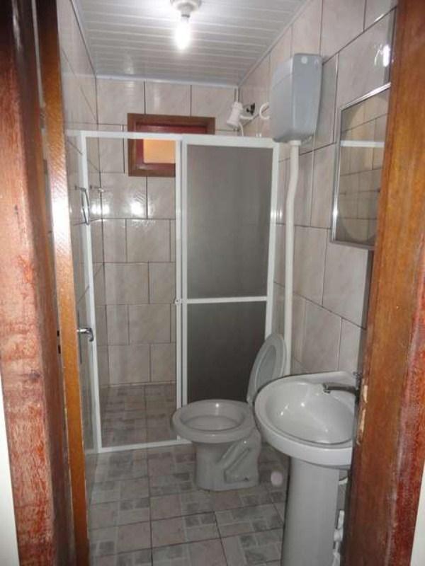 Banheiro - casa fundos