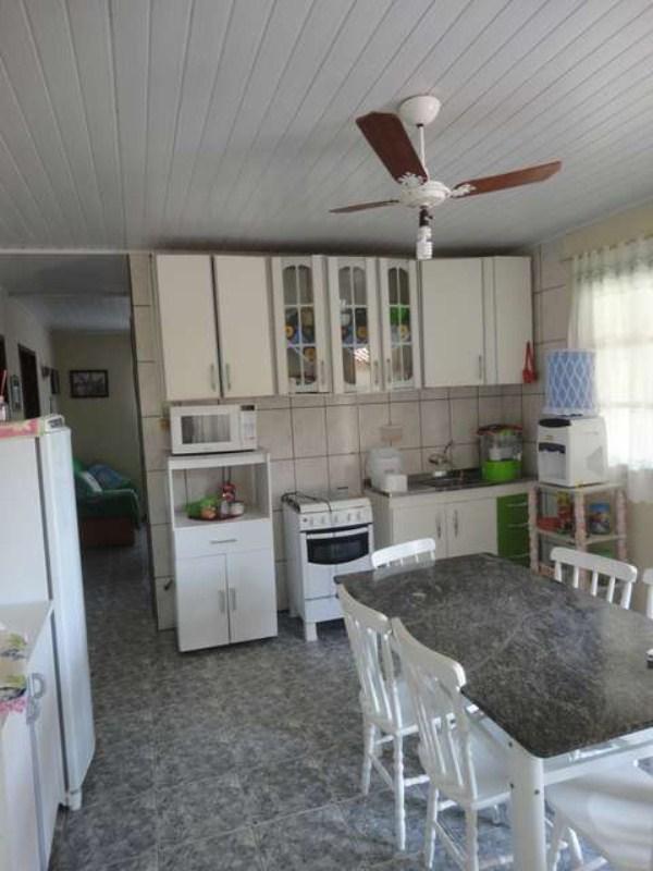 Cozinha - casa frente