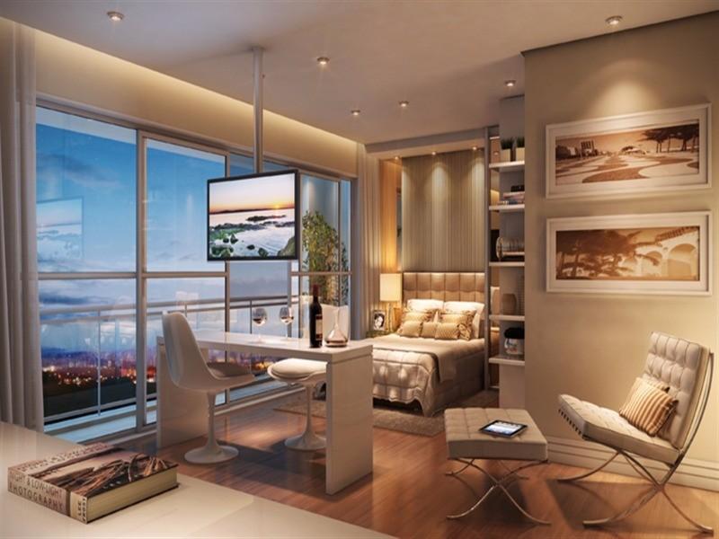 Famosos Apartamento a Venda Brooklin - STUDIO - 32m² - 1 vagas AR24