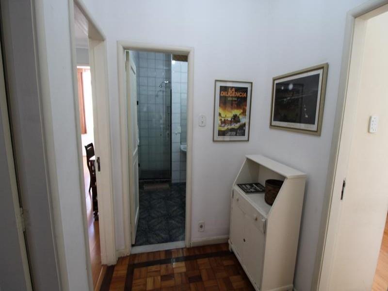 Hall para quartos