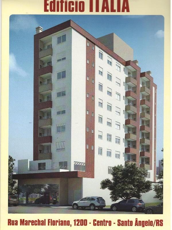 comprar ou alugar apartamento no bairro centro na cidade de santo ângelo-rs