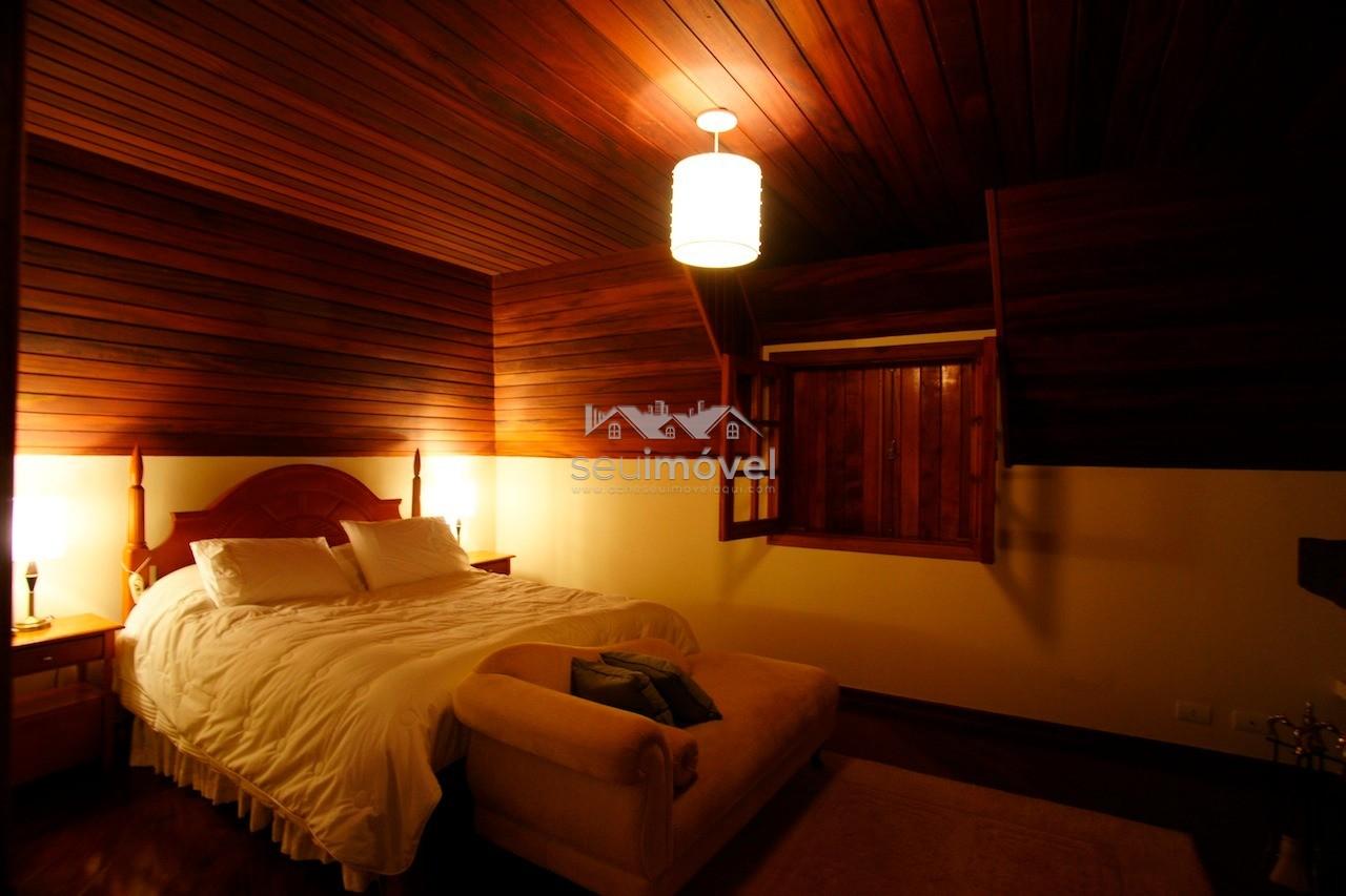 16 suite com lareira