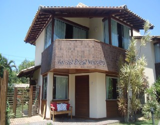 Comprar, casa de condomínio no bairro araçaípe na cidade de arraial d'ajuda-ba