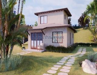 Comprar, casa de condomínio no bairro trancoso na cidade de trancoso-ba