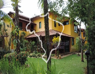Comprar, casa de condomínio no bairro praia dos corais na cidade de arraial d'ajuda-ba