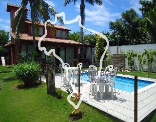 Comprar, casa no bairro villas do arraial na cidade de arraial d'ajuda-ba