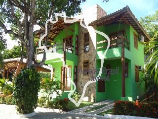 Comprar, casa de condomínio no bairro alto da pitinga na cidade de arraial d'ajuda-ba